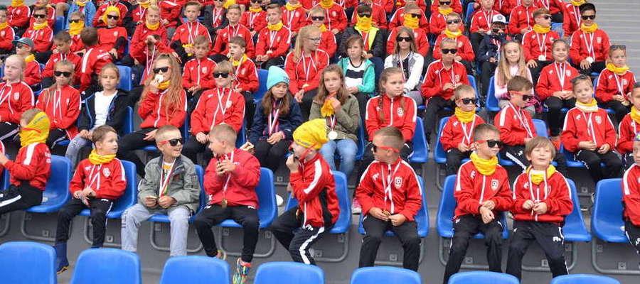 AP Ostróda to wielka piłkarska rodzina, trenuje tam blisko 300 młodych piłkarzy