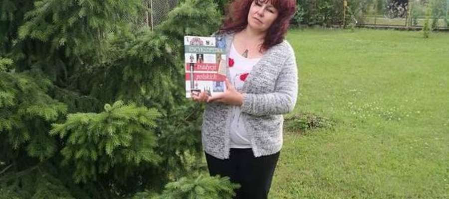Beata Błażejewicz-Holzhey czyta nie tylko dlatego, że lubi, ale czytania zwyczajnie potrzebuje