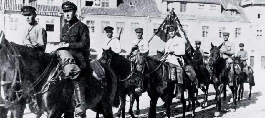 Bolszewicy przebywali w Działdowie kilka dni. Odeszli dopiero 20 sierpnia 1920 r.