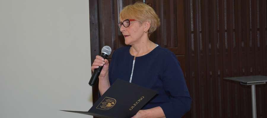 Barbara Jankowska nowym sekretarzem gminy Olecko