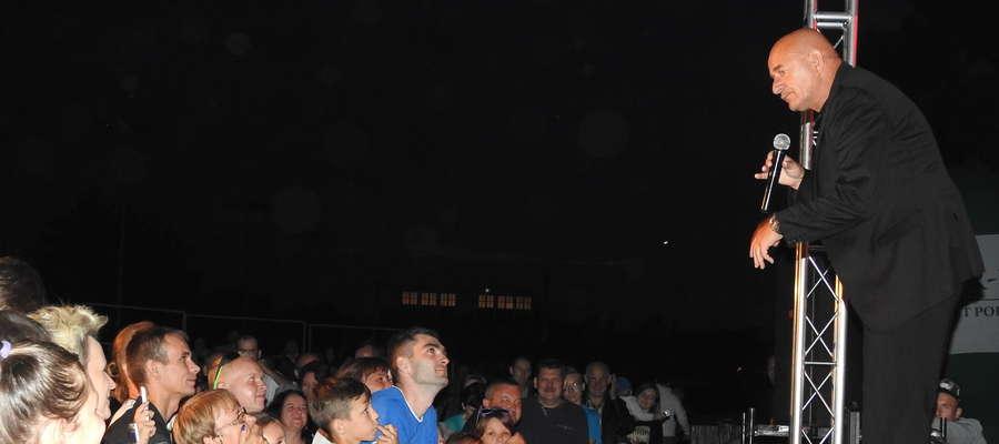W zeszłym roku podczas Bratiańskiej Nocy Kabaretowej zebranych bawił m. in. Marcin Daniec