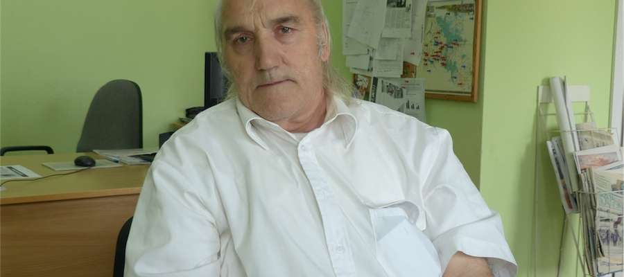 Henryk Plis zaprasza na spotkanie autorskie