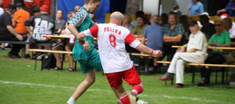 Mecz Naterki kontra Rietberg odbył się w sobotę. Zwyciężyła ekipa gospodarzy 14:4