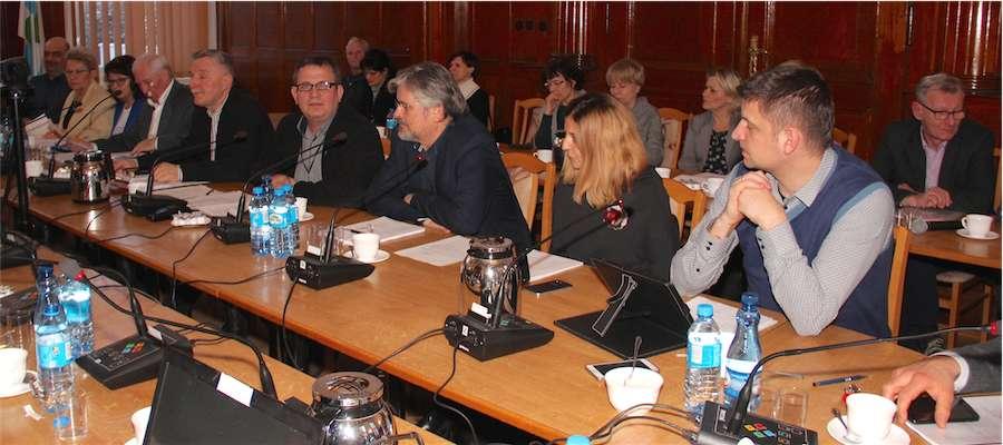 Sesja Rady Miejskiej w Giżycku. Zdjęcie jest tylko ilustracją tekstu.