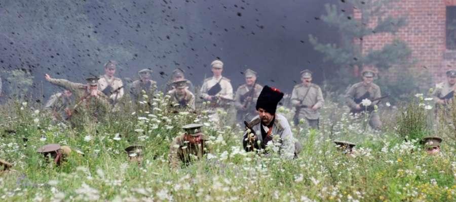 Rosjanie zaatakowali Mazury w sierpniu 1914 roku