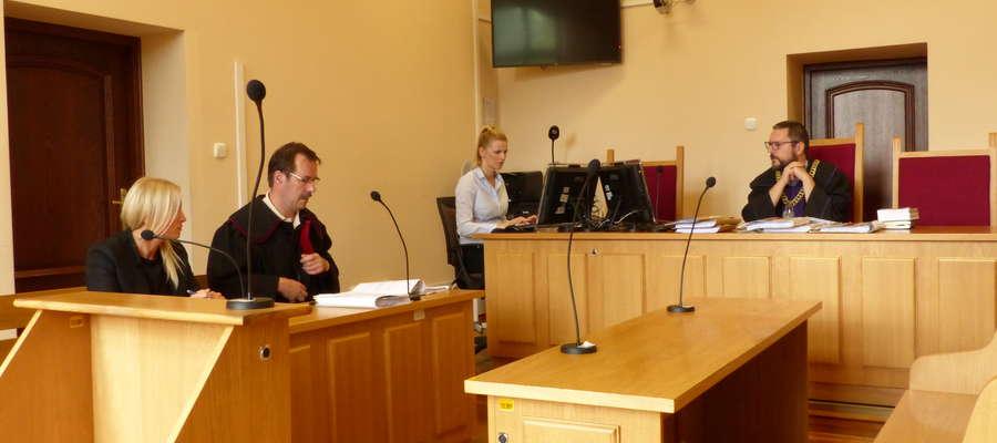 Na dzisiejszej rozprawie swoje mowy końcowe wygłosili prokurator oraz Anna Olszewska, pełnomocnik ojca