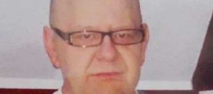 Zaginął 49-letni Tadeusz Filiński