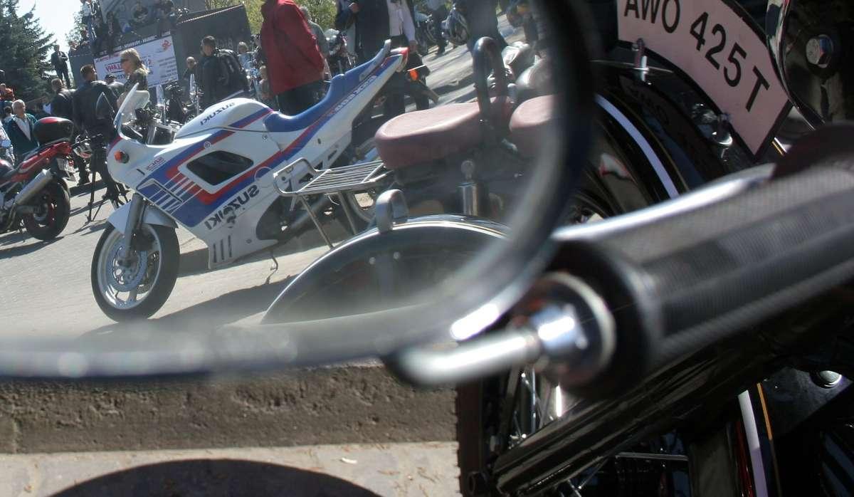 Podczas festynu będzie można podziwiać motocykle - full image