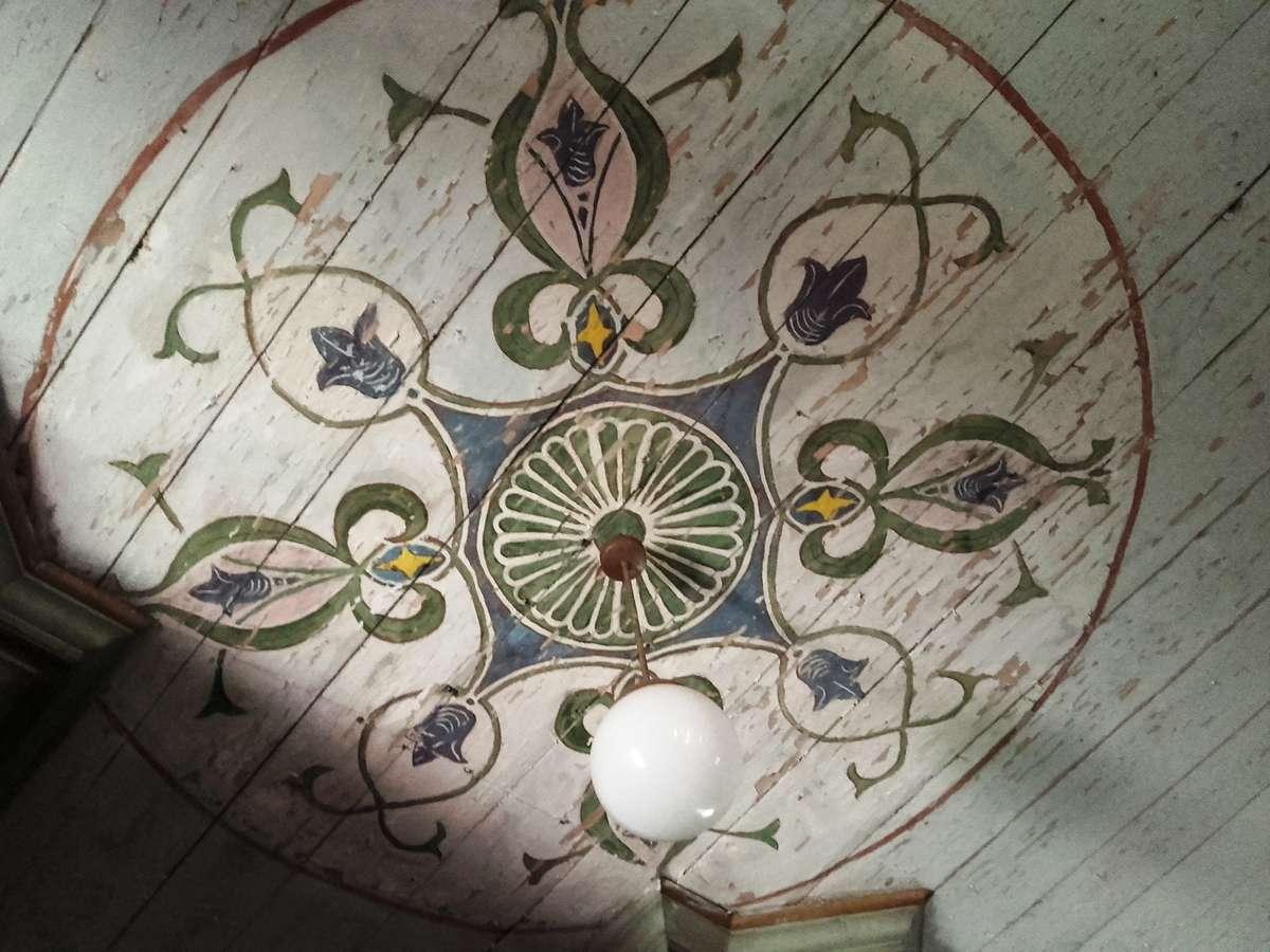 Momajny: kościół z mechanizmem - full image