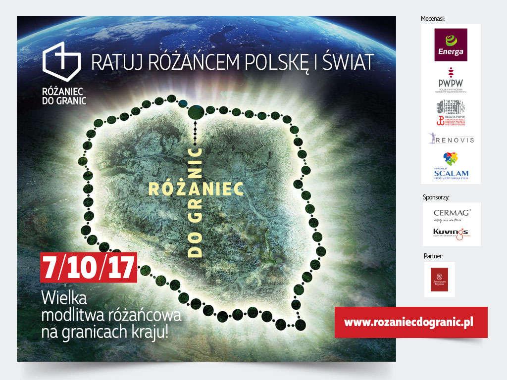 Różaniec Do Granic w języku ukraińskim  - full image