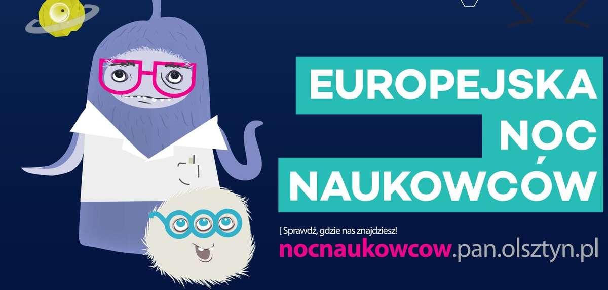 Europejska Noc Naukowców już 29 września w Olsztynie - full image