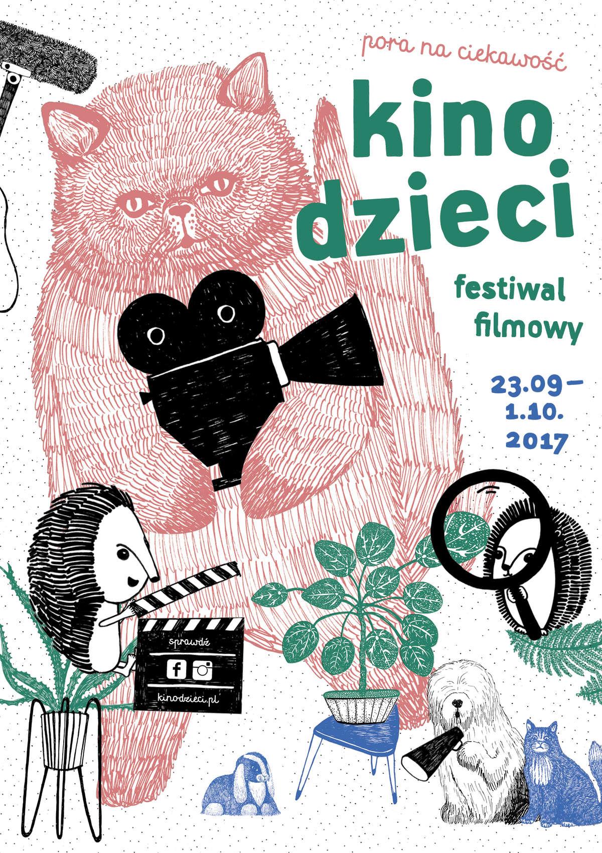 Zostań jurorem! Awangarda zaprasza na festiwal Kino Dzieci w Olsztynie - full image