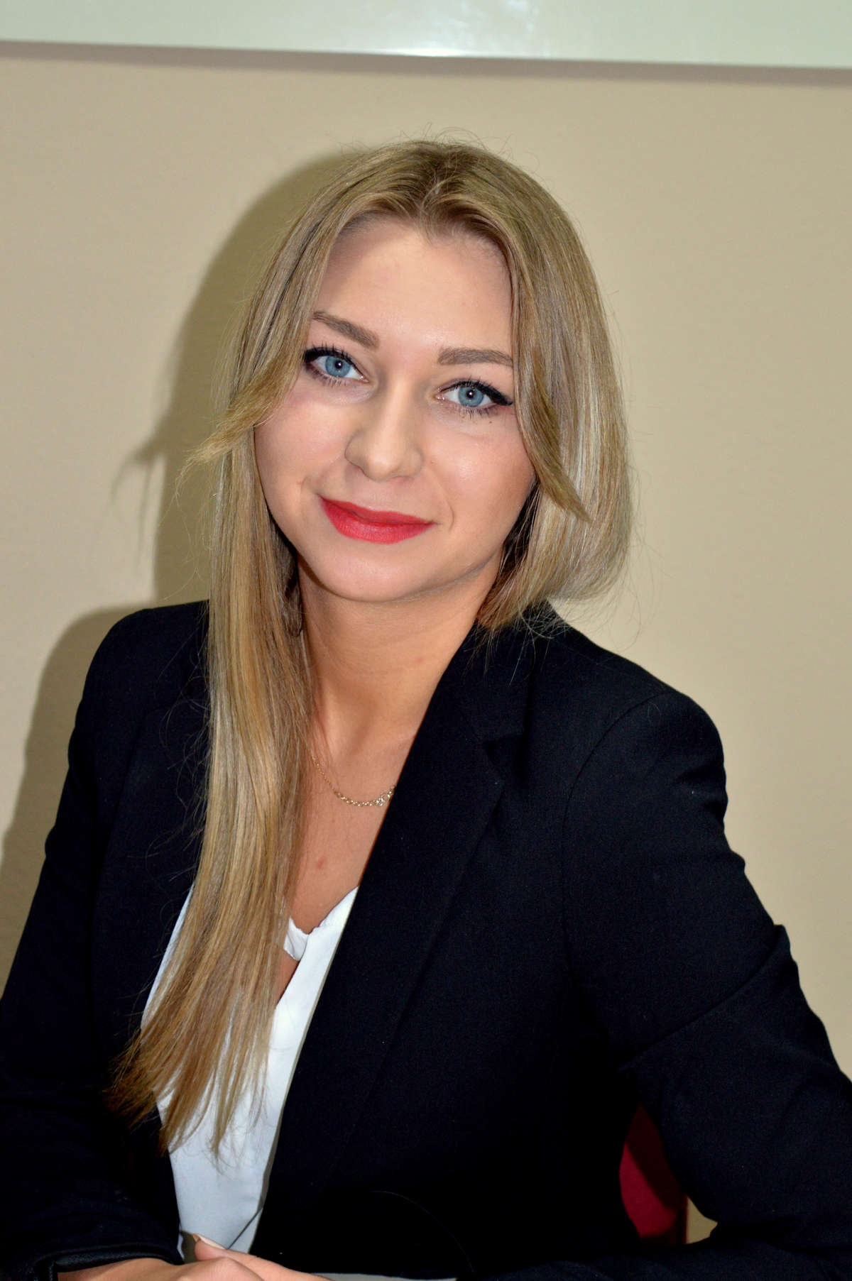 Katarzyna Lewczuk, Doradca Klienta Biznesowego