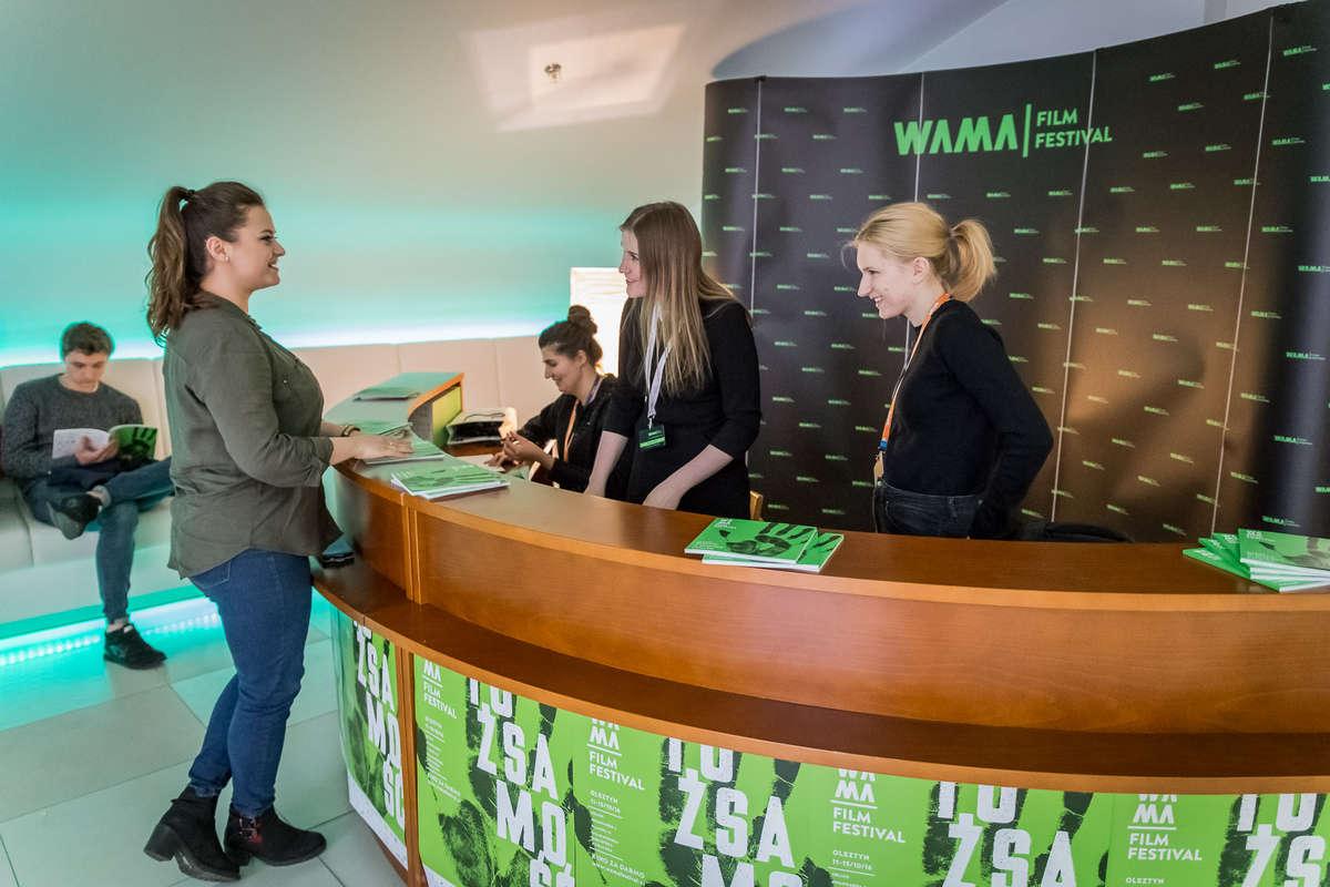 Festiwal filmowy WAMA poszukuje wolontariuszy - full image
