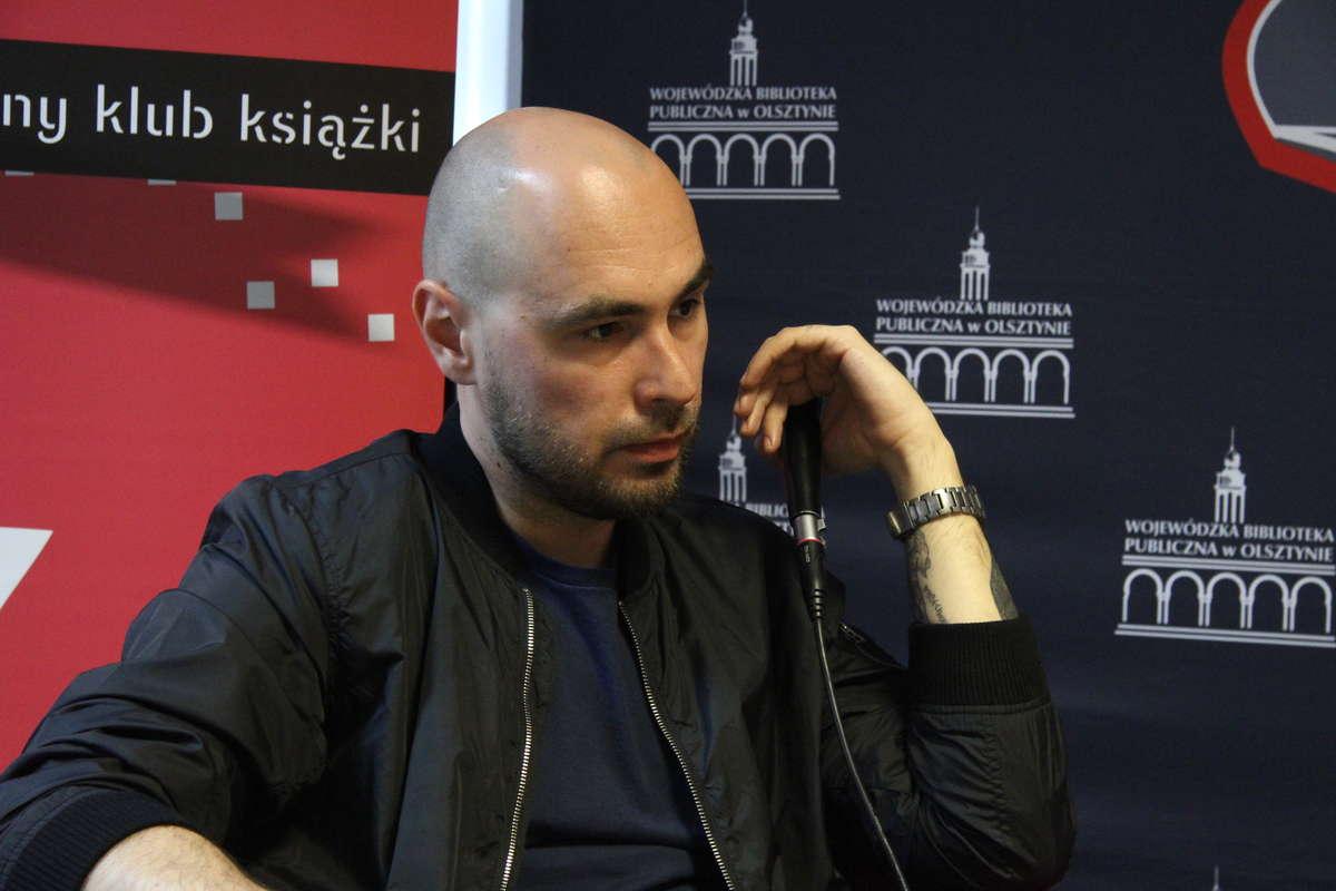 Jakub Żulczyk: pisarze to nudni ludzie? [FILM] - full image
