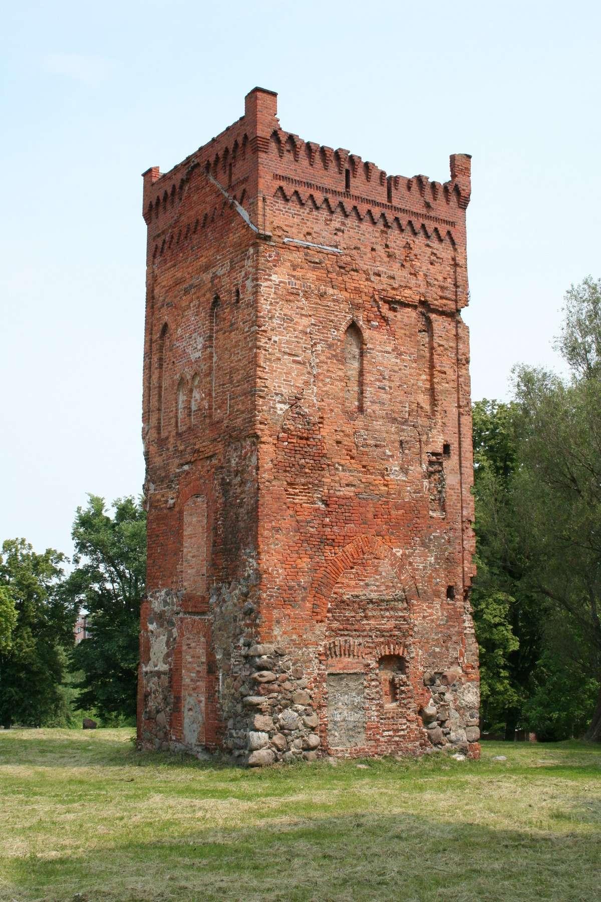 To najstarsza budowla na Warmii i Mazurach - full image