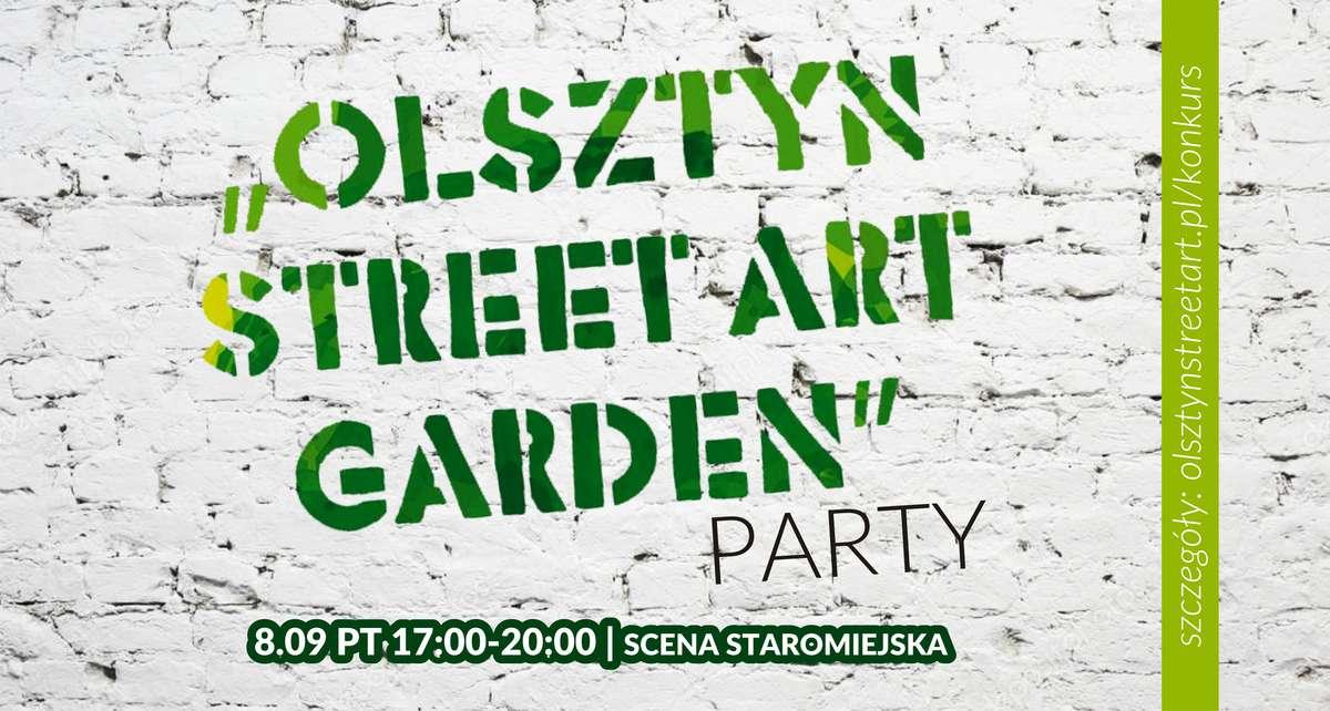 Olsztyn Street Art Garden Party - full image