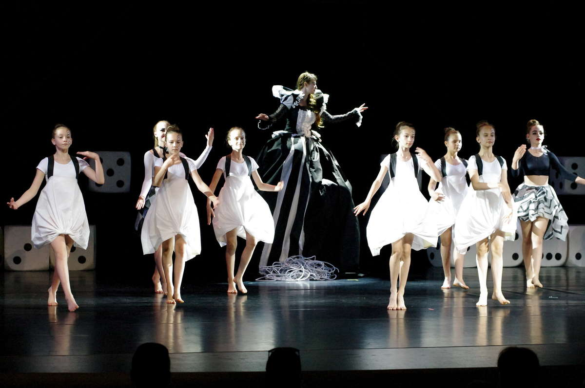 """""""Gra o taniec"""". Na spektakl zaprasza Filharmonia Warmińsko-Mazurska  - full image"""