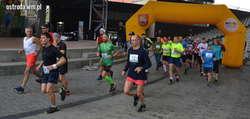 Start 1. Maratonu Mazur Zachodnich odbył się w amfiteatrze