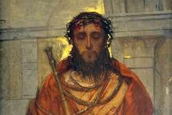 "Obraz ""Ecce Homo"" autorstwa św. Brata Alberta"