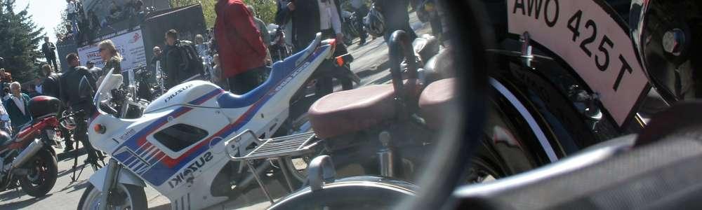 Podczas festynu będzie można podziwiać motocykle