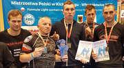 Pięć medali we Włoszakowicach