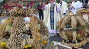 Diecezjalne dziękczynienie za plony