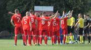 20. kolejka piłkarskiej klasy okręgowej: Łyna Sępopol — Mazur Pisz
