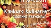"""Konkurs Kulinarny """"Jesienne Przysmaki"""""""