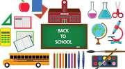Pchli targ - powrót do szkoły
