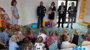Cieszą się z nowego oddziału przedszkolnego w Kamionku
