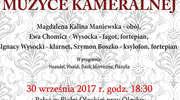 """Koncert """"Sacrum w muzyce kameralnej"""" w Białej Oleckiej"""