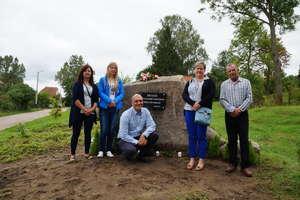 Miejsce czekało na pierwszy pomnik polskości