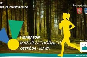 Wystartujcie w 1. Maratonie Mazur Zachodnich z Ostródy do Iławy