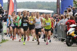 Ukiel Olsztyn Półmaraton. 460 biegaczy na starcie [ZDJĘCIA]