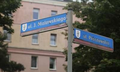 Zostawcie ul. Malewskiego. Zaprotestowała nie tylko rodzina