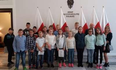 Pojechali do Warszawy
