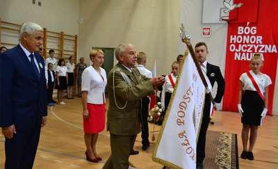 Wyjątkowe rozpoczęcie roku szkolnego w Szkole Podstawowej w Sokółkach