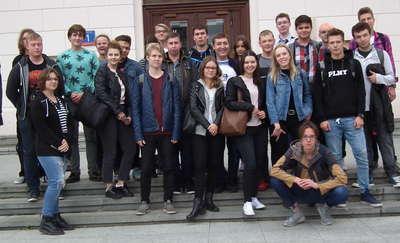 Uczniowie z Żeromka na Dniach Popularyzacji Matematyki