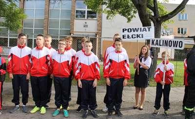 MDP chłopców z Kalinowa na I miejscu w województwie