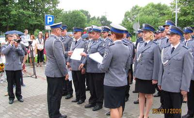 Poszukiwani kandydaci do służby w Policji