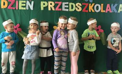 Ogólnopolski Dzień Przedszkolaka w Kubusiu Puchatku
