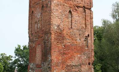To najstarsza budowla na Warmii i Mazurach