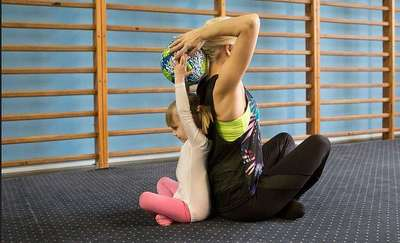 Aktywnie od dziecka, czyli czas na gimnastykę!