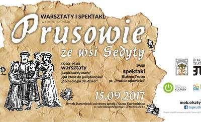 Prusowie i ich opowieści na Starym Mieście
