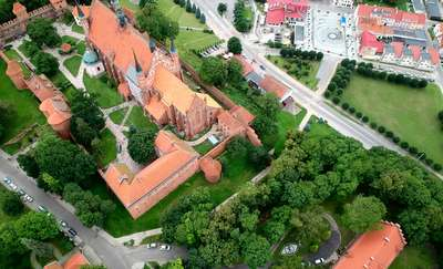 Zespół Katedralny we Fromborku na trzecim miejscu!