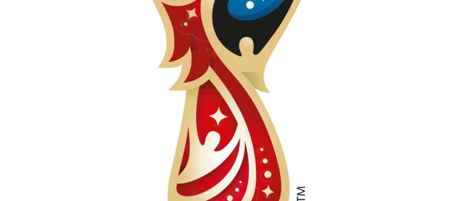 MISTRZOSTWA ŚWIATA ROSJA 2018, logo