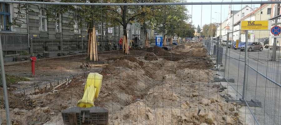 Budowa Partyzantów - 26 września
