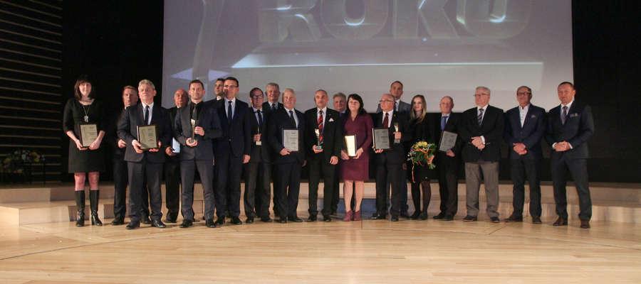 """W ubiegłym roku gala podsumowująca """"Inwestycję Roku 2015"""" odbyła się w Filharmonii Warmińsko-Mazurskiej w Olsztynie"""