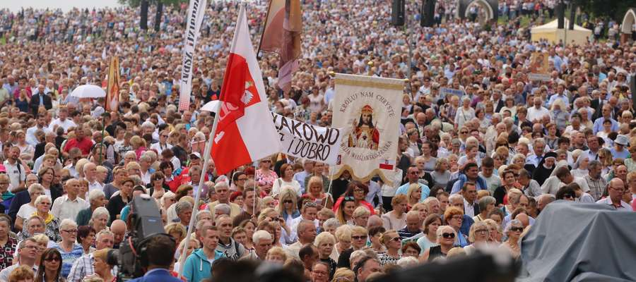 Znamy program uroczystości odpustowych w Gietrzwałdzie. Sprawdź, jak dojechać